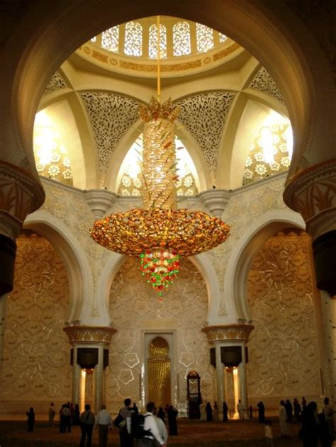 Sheikh Zayed Grand Mosque Sheikh Zayed Mosque Chandelier