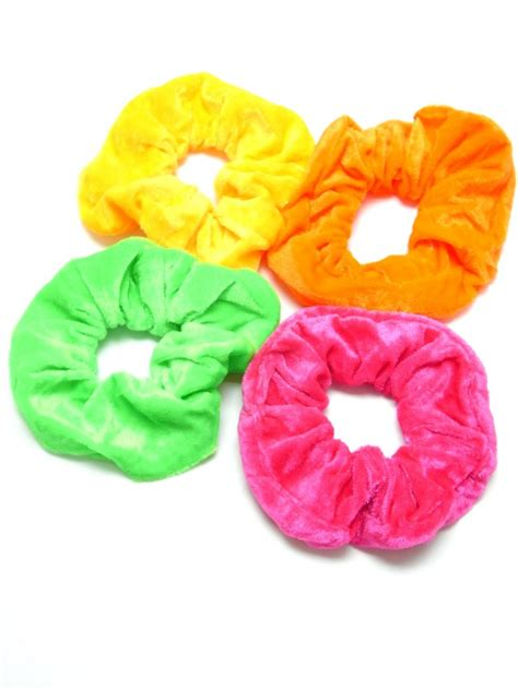 free ebay auction templates neon velvet scrunchies neon chiffon scrunchies pink yellow