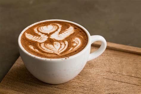 tavola cappuccino latte gli ultimi trend dell arte di decorare il