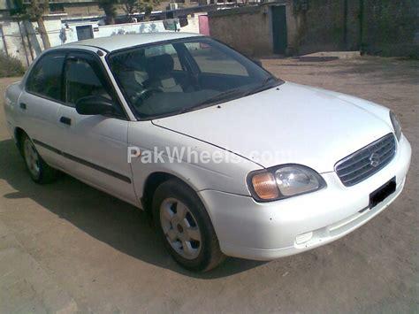 manual repair free 2002 suzuki esteem navigation system suzuki baleno 2002 for sale in peshawar pakwheels