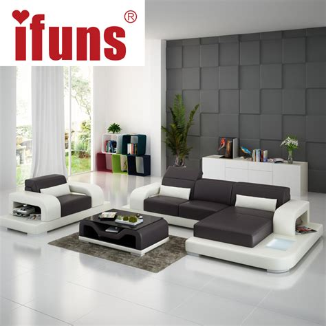 l shaped sofa in living room aliexpress com buy large l shaped sofa white leather