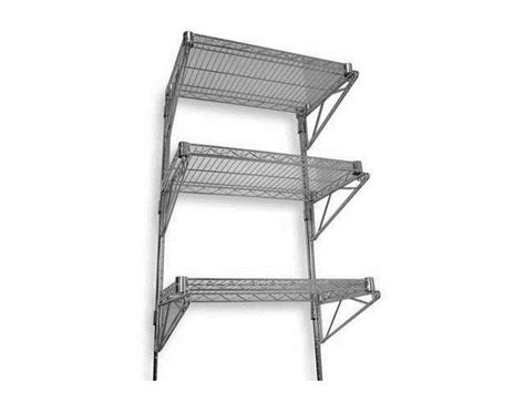 wall mounted wire shelving chrome 2hge7 newegg