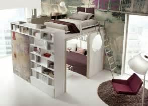 Cheap Lofts For Rent Hochbett Im Teenager Zimmer Moderne Einrichtungsideen