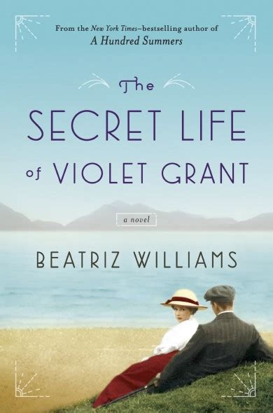 the secret of violet grant early 20th century historical fiction 2014 edwardian