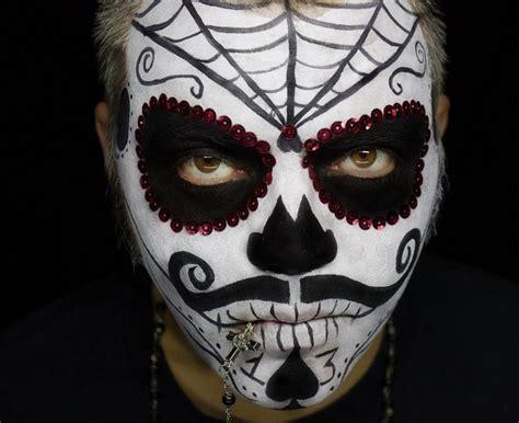 imagenes halloween hombres halloween schminke 28 coole ideen f 252 r m 228 nner und frauen