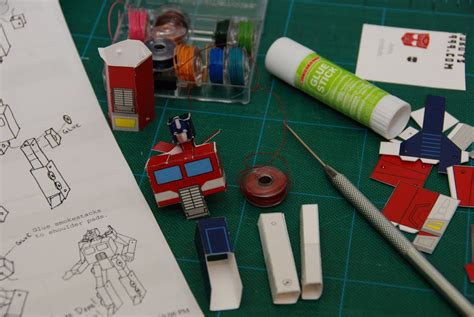 How To Make Optimus Prime Out Of Paper - events wip transfourmers birthday
