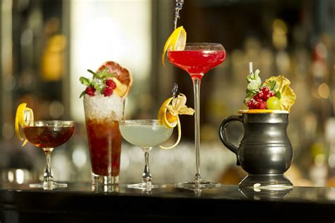 top bar drinks six of london s best cocktails for autumn food drink