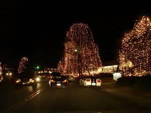 lights in mcadenville mcadenville nc town usa