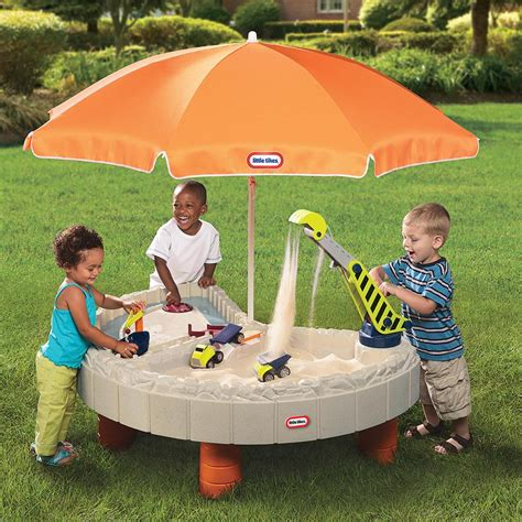 tikes sand and water table tikes builders bay sand and water table buy toys