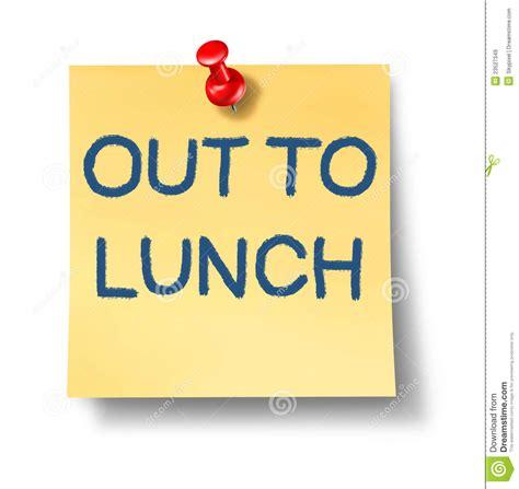 on break sign for desk image gallery lunch break sign