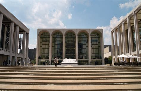 lincoln center new york lincoln center for the performing arts robert moses new