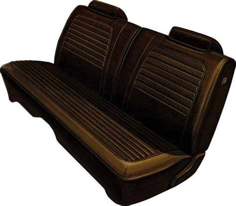 split bench seat cover seat upholstery 1972 dodge charger se split bench seat cover front