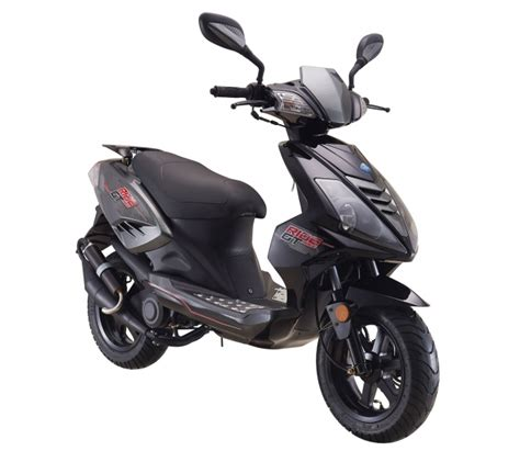 Motorrad 125 Ccm Forstinger by Forstinger Onlineshop Ride Race Moped Schwarz 125ccm