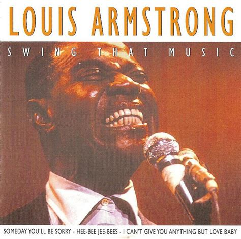 louis armstrong swing louis armstrong swing that music cd at discogs