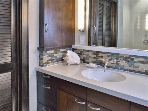 bathroom backsplash ideas and pictures photos hgtv