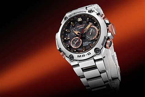 casio mrg casio to release new mr g g shock with akagane copper