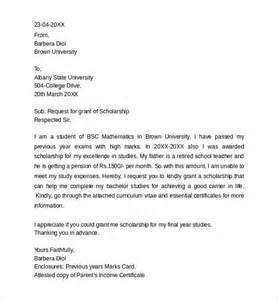 scholarship recommendation letter template letter of recommendation for scholarship tips sles