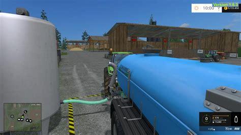 Pelung Toren Wasser Ls 15 volksholm map v1 8 soilmod multifrucht farming simulator