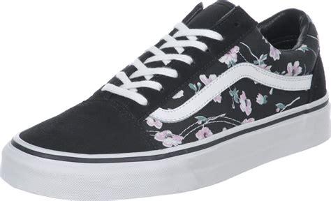 vans u skool vintage floral vans skool schoenen vintage floral