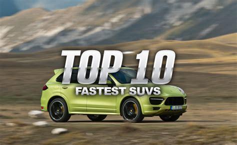 top  fastest suvs autoguidecom news