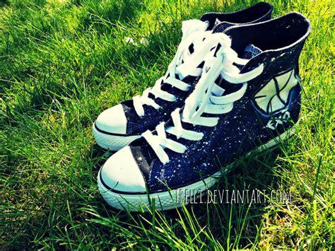 exo diy wallpaper diy exo galaxy shoes by trelli on deviantart
