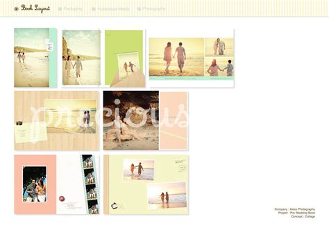 wedding book layout design pre wedding book layout by tessa hutapea at coroflot com