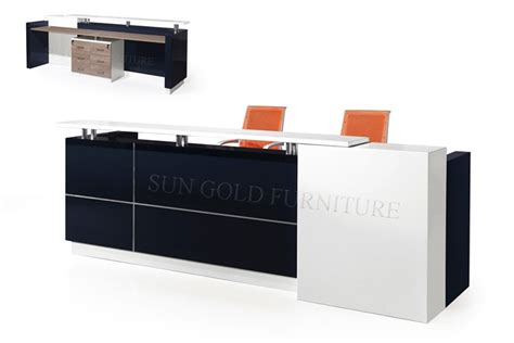 Modern Used Beauty Salon Furniture Reception Desk Office Used Reception Desk For Salon