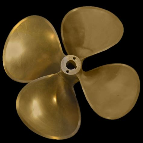 4 inch boat propeller hung shen 28 inch x 28 pitch nibral 4 blade lh marine boat