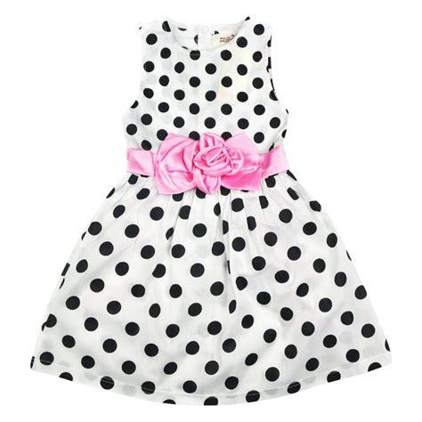 Dress Tutu Polka Dress Baby toddler baby polka dot dress princess