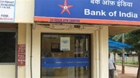 Bank Of India Stock Tumbles 11 Per Cent On Q4 Loss