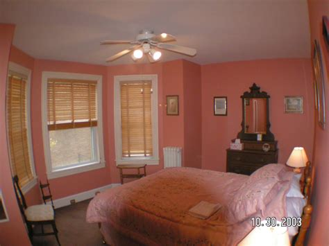 peach paint color for bedroom paint colors to make your room look big interior