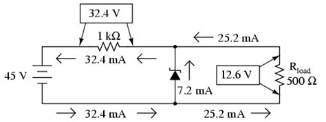 zener diode in parallel lessons in electric circuits volume iii semiconductors chapter 3