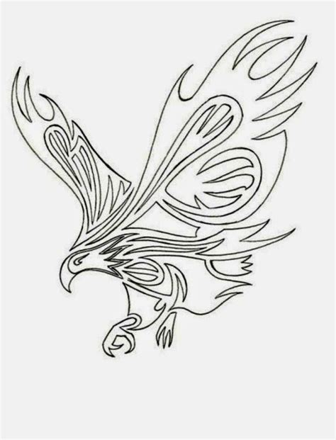 eagle tattoo stencil best photos of eagle wing stencil tribal eagle tattoo