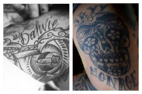 vanity tattoo dahvie vanity