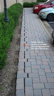 Paver Patio Edging Choosing And Installing The Right Paver Edging Paver Restraint Two Brothers Brick Paving