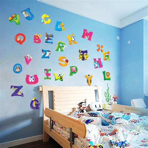 popular alphabet room decor buy cheap alphabet room decor
