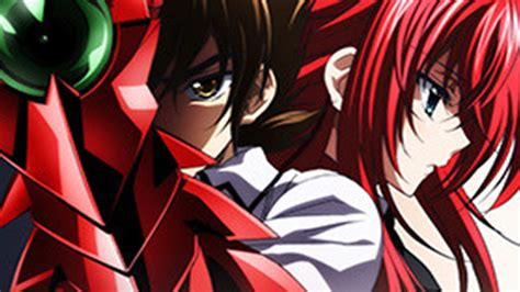 6 Anime Like Highschool Dxd by High School Dxd Born Anime Promo Tvアニメ ハイスクールdxd Born Pv