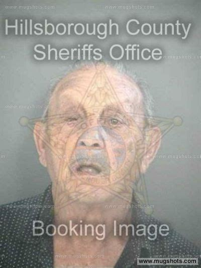 Records Hillsborough County Ta Fl Pete Mcmillan Mugshot Pete Mcmillan Arrest