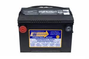 Pontiac Bonneville Battery Pontiac Batteries