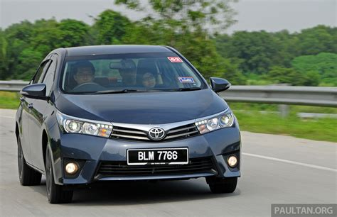 review toyota altis 2014 all new toyota corolla altis review autos post