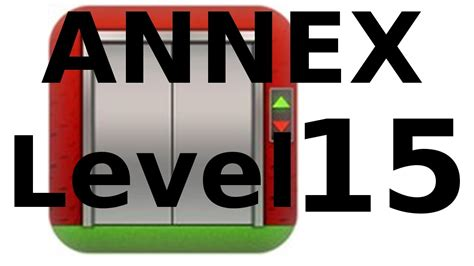 100 floors 15 annex 100 floors annex level 15 walkthrough