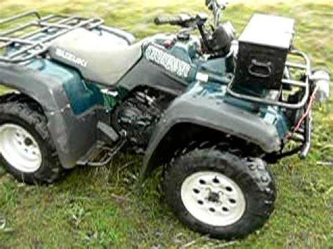 2001 Suzuki Quadrunner 500 Suzuki Quadrunner Lt 500