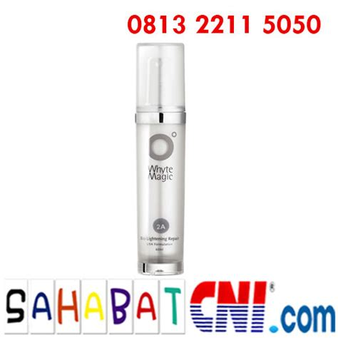 Whyte Magic Bio White Essence Cni whyte magic bio lightening repair 2a menunda penuaan jual produk cni nutrimoist phytolite