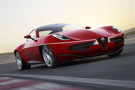 touring disco volante carrozzeria touring disco volante concept revealed early