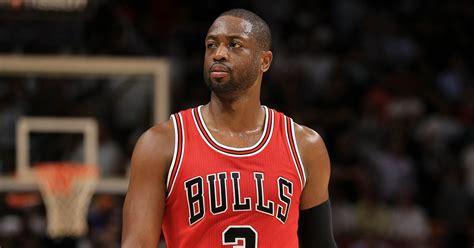 Bulls More Than Willing To Work With Dwyane Wade On Buyout Dwyane Wade