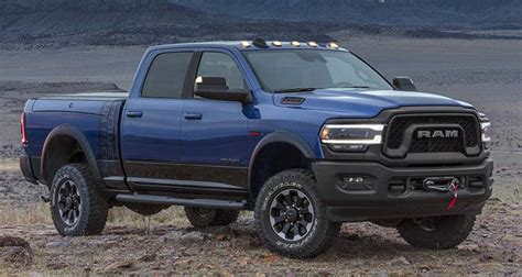 2019 Dodge Power Wagon by Redesigned 2019 Ram 2500 Features Big Power Consumer Reports