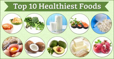 top 10 foods top 10 foods for best health n fashion