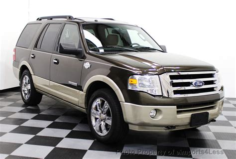ford expedition king ranch 2008 used ford expedition 4wd 4dr king ranch at
