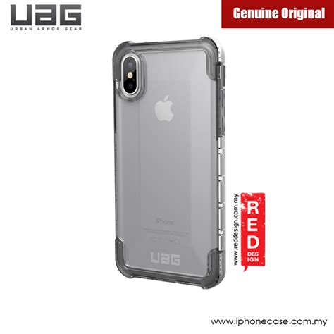 apple iphone x uag plyo series for apple iphone x clear