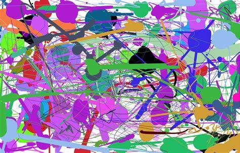 imagenes abstractas de jackson pollock pinturas de expresionismo abstracto pollock taringa